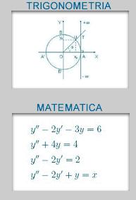 risoluzione esercizi matematica e trigonometria